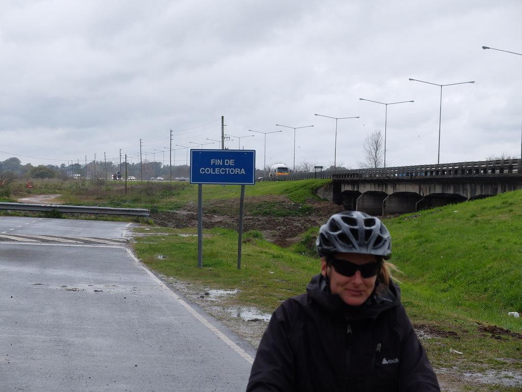 Fin de la Colectora, oder auch: der Beginn der Autobahn