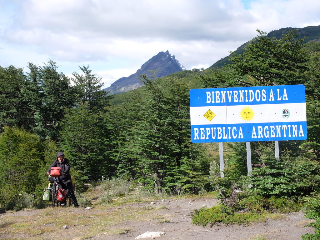 Leaving Argentina and the Hiking trail