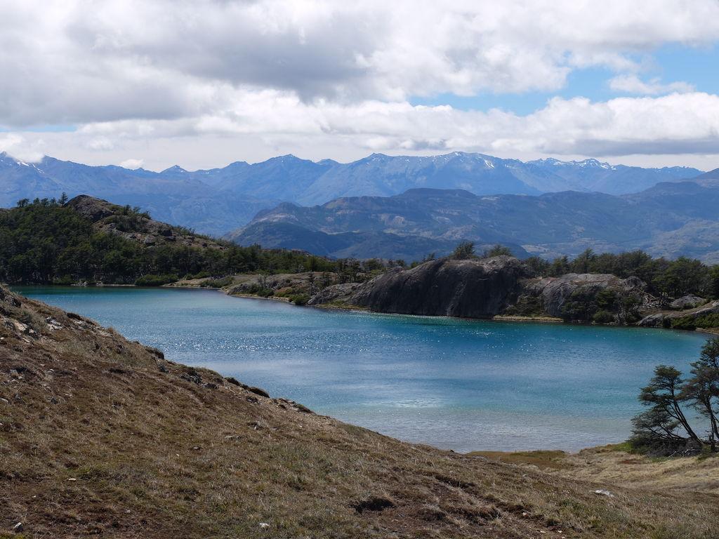 Einer der vielen Seen